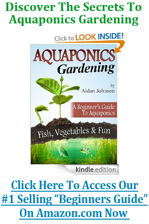 Aquaponics Gardening Best Seller